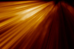Abstract light acceleration speed zoom Royalty Free Stock Photography