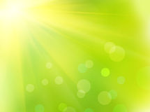 Abstract light background Stock Image