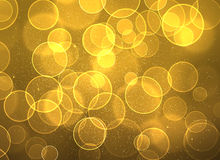 Abstract light background. Abstract golden light as background Royalty Free Stock Image