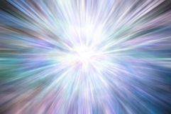 Abstract light background. Colorful light explosion composition for collection of abstract backgrounds Royalty Free Stock Photo