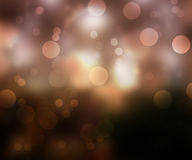Abstract light. Background in blur Royalty Free Stock Photos