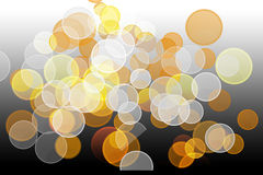 Abstract light background. bokeh. Abstract light background.color bokeh stock illustration