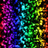 Abstract light background bokeh pattern Royalty Free Stock Photography