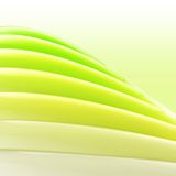 Abstract light background made of stripes. Abstract light background made of green glossy stripe gradient Stock Images