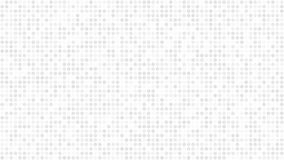 Abstract background of small circles. Abstract light background of small circles or pixels in white and gray colors Royalty Free Stock Photos