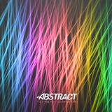Abstract Light Background. Vector Motion Graphics Disco Light Template Royalty Free Stock Images
