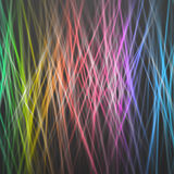 Abstract Light Background. Vector Motion Graphics Disco Light Template Royalty Free Stock Photo