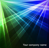 Abstract light background. Abstract background wiht color spotlight Stock Photo