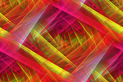 Abstract light with Beautiful colorful rays stock photography