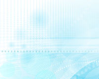 Abstract Light Blue Background Stock Photo
