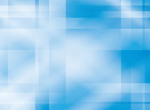 Abstract light blue background with crossed bands - vector royalty free illustration