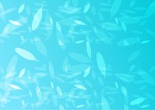 Abstract light blue background pattern Royalty Free Stock Image