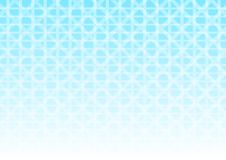 Abstract light blue background pattern. Vector illustration Royalty Free Stock Photo