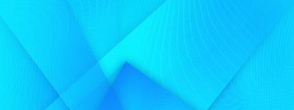 Abstract light blue background, polygonal texture. Website or artworks backdrop Royalty Free Stock Images