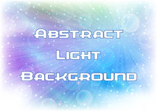 Abstract Light Blue Background Royalty Free Stock Photos