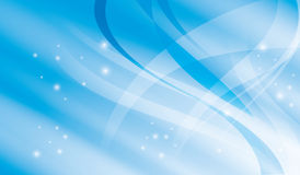 Abstract light blue  background - vector Royalty Free Stock Images