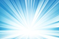 Abstract Light Blue Background, Vector And Illustration. Royalty Free Stock Photos