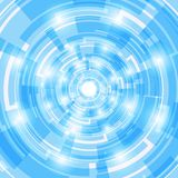 Abstract light blue background. Vector Stock Images