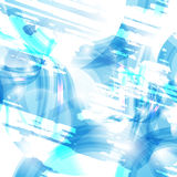 Abstract light blue background. Vector Stock Photography