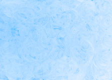 Abstract light blue color texture background Stock Photo