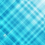 Abstract light blue technology background. Digital fractal patte. Rn. Blurred texture with glass effect. Vector illustration royalty free illustration