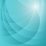 Abstract light blue vector background. Vector illustration Stock Image