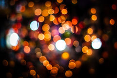 Abstract light bokeh background_013 Stock Images