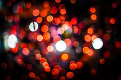 Abstract light bokeh background_011 Stock Photo