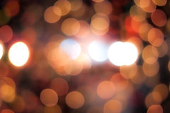 Abstract light bokeh background_07 Royalty Free Stock Photography