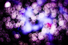Abstract light bokeh background_02 Stock Photo