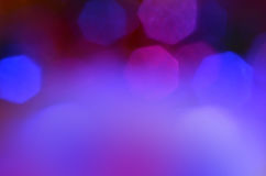 Abstract light bokeh background. Royalty Free Stock Photography