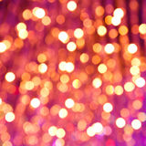 Abstract light Bokeh Stock Image