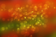 Abstract light bokeh defocused. Background / illustration stock illustration