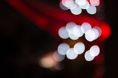 Abstract light bokeh Stock Images
