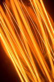 Abstract Light Bulb Filament  Royalty Free Stock Photo
