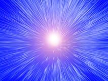 Abstract Light Burst Stock Photo