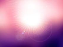 Abstract light burst background Stock Image