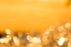 Abstract light celebration background with defocused Stock Photos