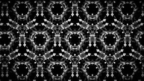 Abstract lighting charming black and white color wallpaper. Abstract light charms black and white color background Stock Illustration