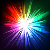 Abstract light colorful background, vector illustration Royalty Free Stock Photography