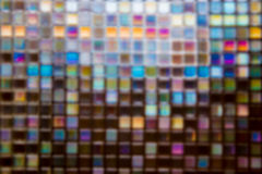 Abstract light colors Stock Image