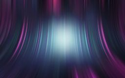 Abstract light effect texture blue pink purple wallpaper 3D rendering. Colorful blue pink purple abstract light effect texture wallpaper 3D rendering stock illustration