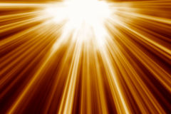 Abstract light god acceleration speed zoom Royalty Free Stock Photos