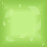 Abstract Light Green Vector Background Royalty Free Stock Images