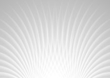 Abstract light grey swirl vector background Royalty Free Stock Photos