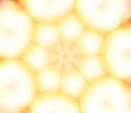 Abstract light Kaleidoscope,Texture background,Bokeh lighting, p Stock Photography