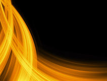 Abstract light line background. Background of abstract light line for energy and network Stock Photos