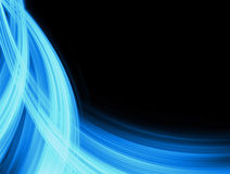 Abstract light line background Stock Image