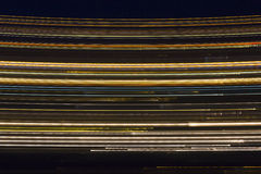 Abstract light lines Stock Image
