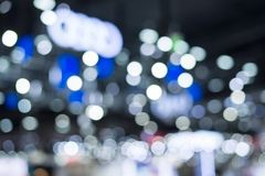 Abstract light many color bokeh background,Defocused. Close up royalty free stock images